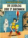 Comic Books - Johan & Peewit - De oorlog der 7 bronnen