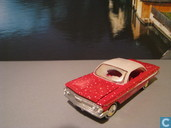 Modelauto's  - Johnny Lightning - Chevrolet Impala 'Coca-Cola'