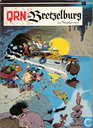 Comic Books - Spirou and Fantasio - QRN op Bretzelburg