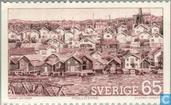 Timbres-poste - Suède [SWE] - Tourisme