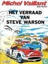 Strips - Michel Vaillant - Het verraad van Steve Warson