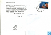 Postcards - Franka - Serie d'Ami
