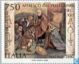 Postage Stamps - Italy [ITA] - Christmas