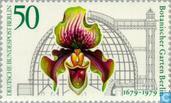Postage Stamps - Berlin - Botanical Garden 1679-1979