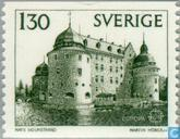 Timbres-poste - Suède [SWE] - Europe – Monuments