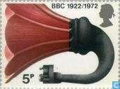 Postage Stamps - Great Britain [GBR] - Horn loadspeaker