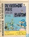 Strips - Baron - De vreemde reis van de baron (2)