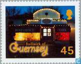 Postage Stamps - Guernsey - Party Lighting