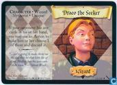 Trading cards - Harry Potter 5) Chamber of Secrets - Draco the Seeker