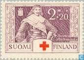 Briefmarken - Finnland - Generäle