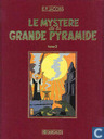 Comic Books - Blake and Mortimer - Le mystère de la grande pyramide 2