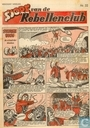 Strips - Sjors van de Rebellenclub (tijdschrift) - 1956 nummer  32