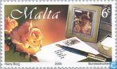 Briefmarken - Malta - Feste