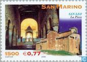 Postage Stamps - San Marino - Religious art