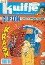 Comic Books - Kuifje (magazine) - de deserteur