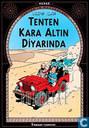 Comics - Tim und Struppi - Tenten kara altin diyarinda