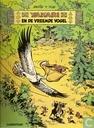 Strips - Yakari - Yakari en de vreemde vogel