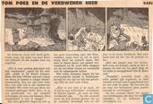 Comics - Bommel und Tom Pfiffig - Tom Poes en de verdwenen heer