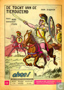 Strips - Ohee (tijdschrift) - De tocht van de tienduizend