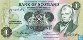 Pound Écosse 1