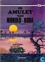 Strips - Robbedoes en Kwabbernoot - De amulet van Niokolo-Koba