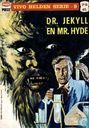 Comics - Dr. Jekyll & Mr. Hyde - Dr. Jekyll en Mr. Hyde