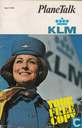 Aviation - KLM - KLM - PlaneTalk (01) April 1973