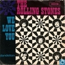 Disques vinyl et CD - Rolling Stones, The - We Love You