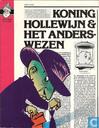 Strips - Koning Hollewijn - Koning Hollewijn & het Anders-wezen