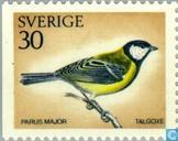 Postage Stamps - Sweden [SWE] - Swedish Birds
