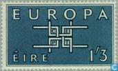 Timbres-poste - Irlande - Europe – C.E.P.T.
