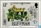 Timbres-poste - Man - Voiture 1885-1985