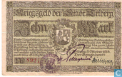 Billets de banque - Triberg - Stadt - Mark Triberg 10