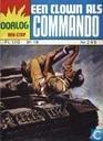 Strips - Oorlog - Een clown als commando