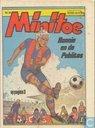 Strips - Minitoe  (tijdschrift) - 1985 nummer  36