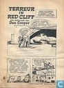Comic Books - Dan Cooper - Terreur in Red Cliff