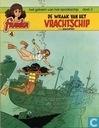 Comic Books - Franka - De wraak van het vrachtschip