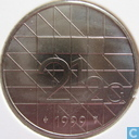 Coins - the Netherlands - Netherlands 2½ gulden 1999