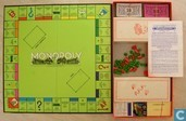 Board games - Monopoly - Monopoly  Klassiek - 2e replica