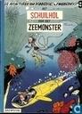 Comics - Spirou und Fantasio - Het schuilhol van het zeemonster