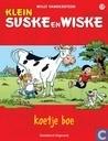 Comics - Junior Suske en Wiske - Koetje boe