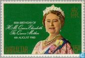 La Reine Elizabeth-80e anniversaire