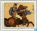 Postzegels - Duitsland, Bondsrepubliek [DEU] - Gebhard Leberecht von Blücher