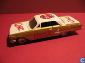 Model cars - Edocar - Plymouth 'Coca-Cola 4'