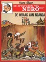 Strips - Nero [Sleen] - De wraak van Nganga