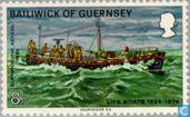 Timbres-poste - Guernesey - Rescue 1824-1974