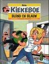 Strips - Kiekeboes, De - Blond en blauw