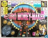 Jeux de société - Euro Money Maker - Euro Money Maker