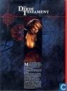 Comics - Derde testament, Het - Mattheus of Het gezicht van de engel