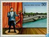 Postzegels - Ierland - Festivals
